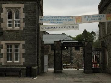 Dartmoor Radio Club Sign