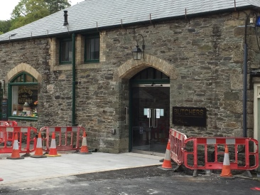 Butchers Hall Entrance