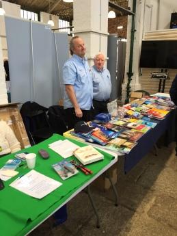 RSGB book stall