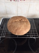 Dave has discovered he can still make bread