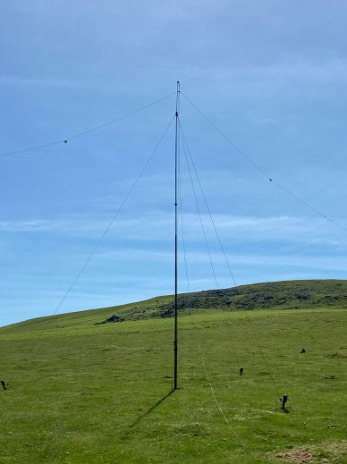 Every fieldday needs at least one antenna